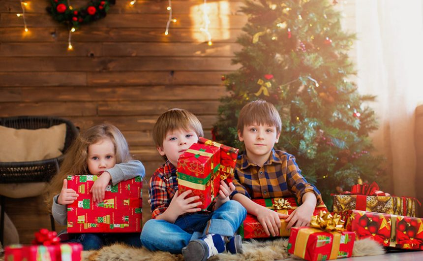 Christmas Gifts of Faith and Hope
